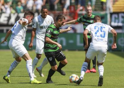 Preußen Münster gegen Carl Zeiss Jena