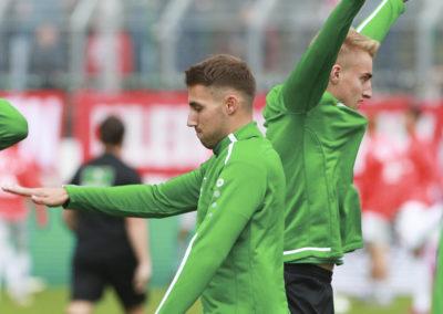 Preußen Münster gegen FC Bayer München II