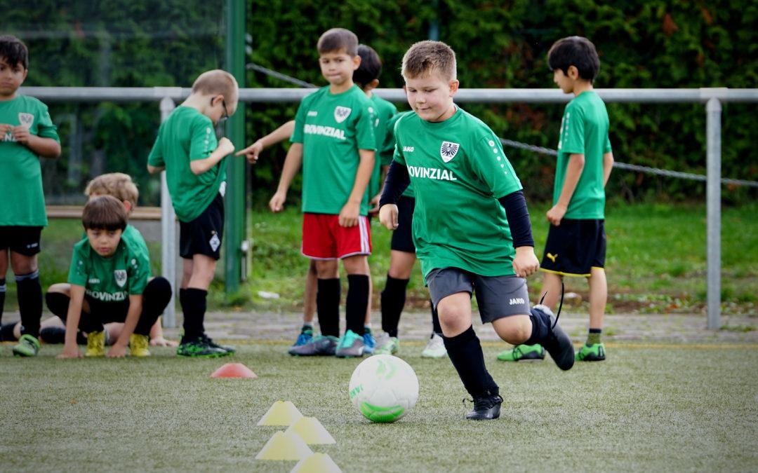 Preußen-Fußballcamp in Buldern findet wie geplant statt