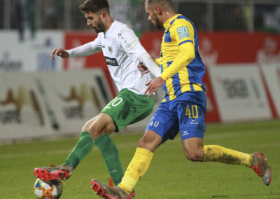 Preußen Münster gegen Eintracht Braunschweig