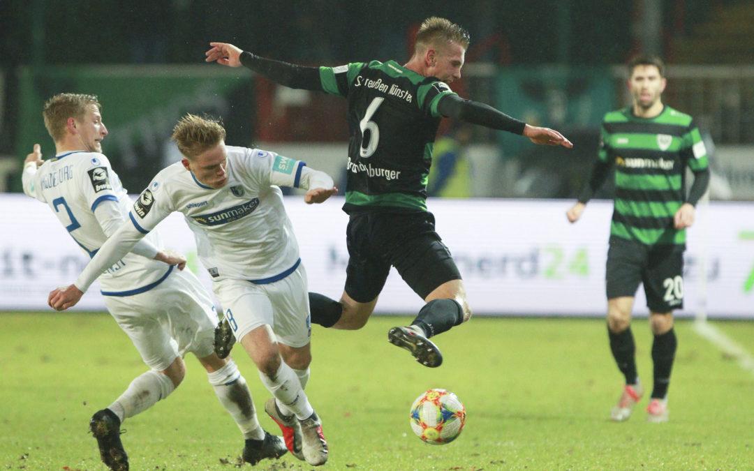 Vorerst letztes Drittliga-Spiel: Saisonabschluss beim 1. FC Magdeburg