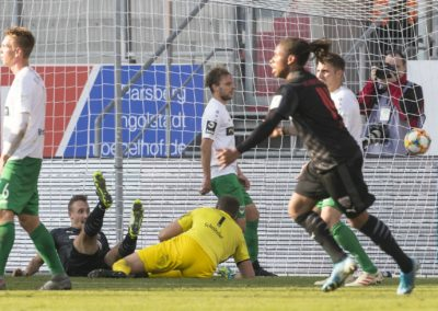 FC Ingolstadt 04 - Preußen Münster