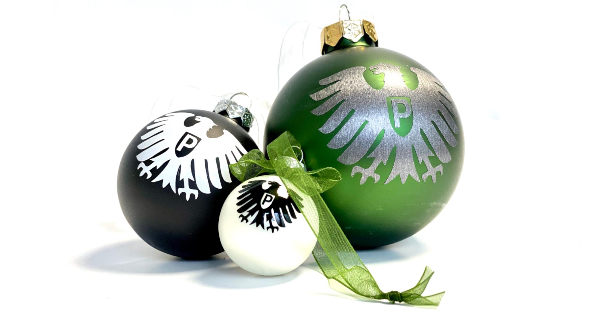 Der SC Preußen wünscht frohe Weihnachten und einen guten Rutsch ins neue Jahr!