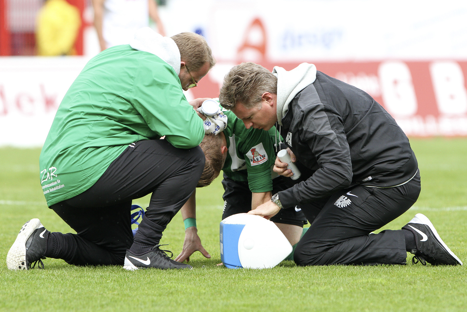 Preußen Münster - SC Fortuna Köln