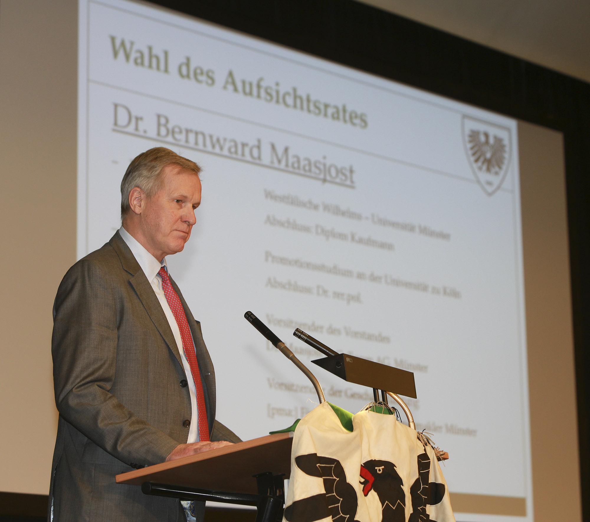 Jahreshauptversammlung 2019  Preußen Münster