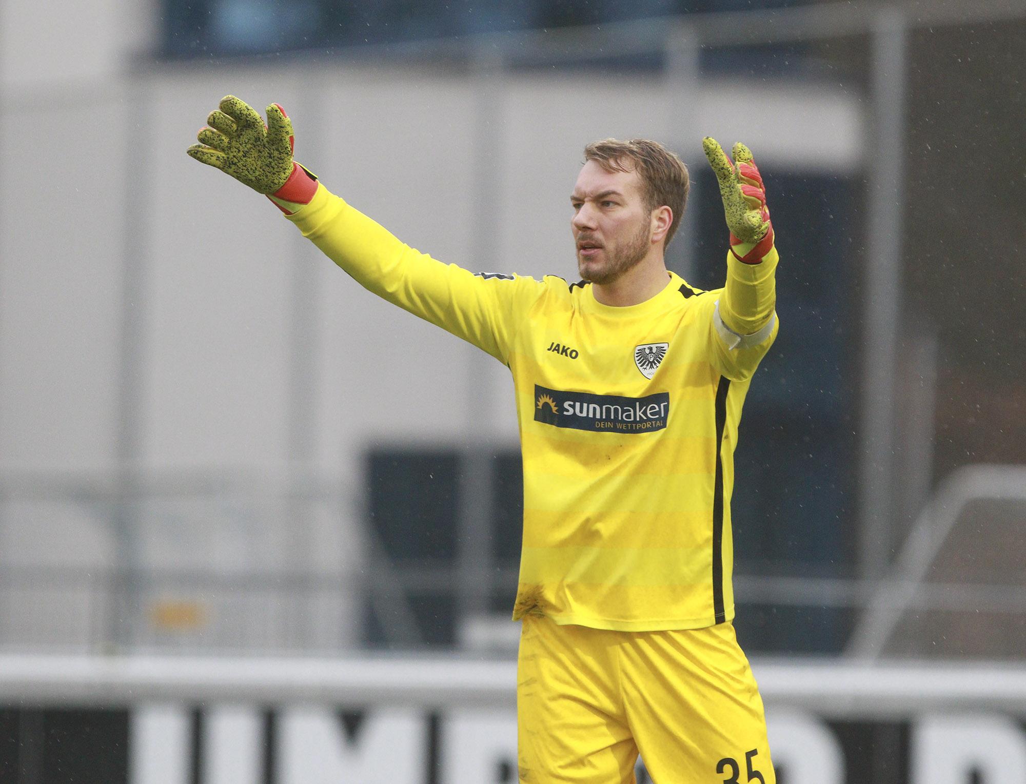 Testspiel FC Schalke 04 - Preußen Münster