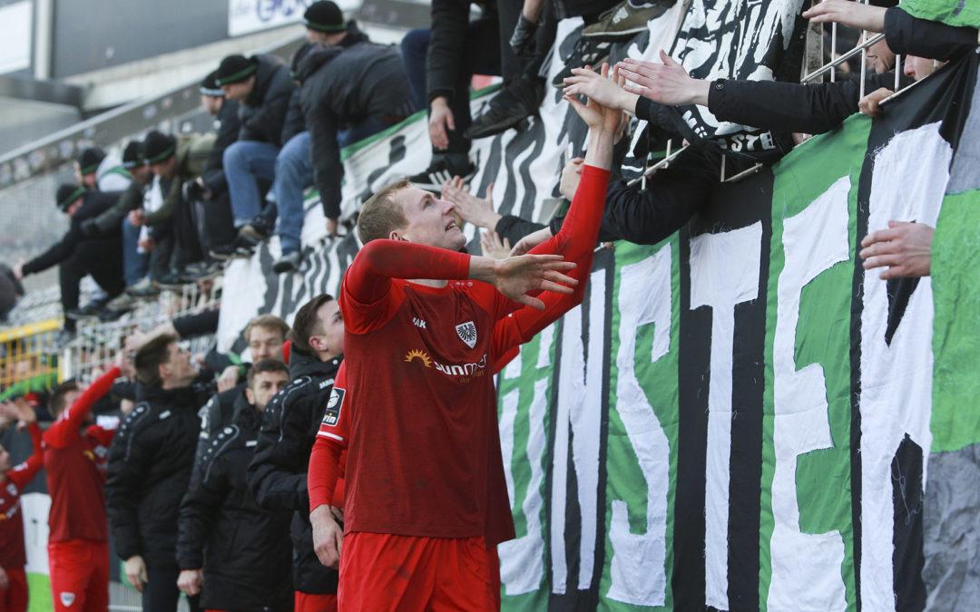 Faninformationen zum Auswärtsspiel bei Viktoria Köln