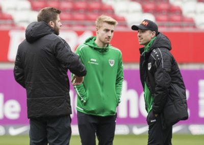 1. FC Kaiserslautern - Preußen Münster