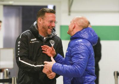 Preußen Münster gegen MSV Duisburg