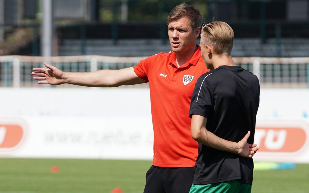 YOUNGSTARS: Konstanz und neue Impulse auf den Trainerpositionen
