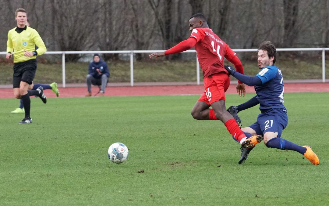Wilder Ritt bei Westfalia Herne: U23 dreht Partie zweimal und gewinnt 4:3