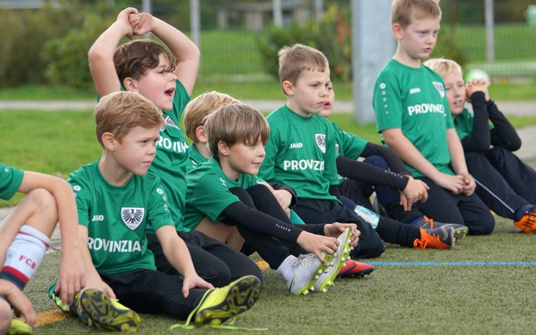 Fußballcamps in den Osterferien abgesagt