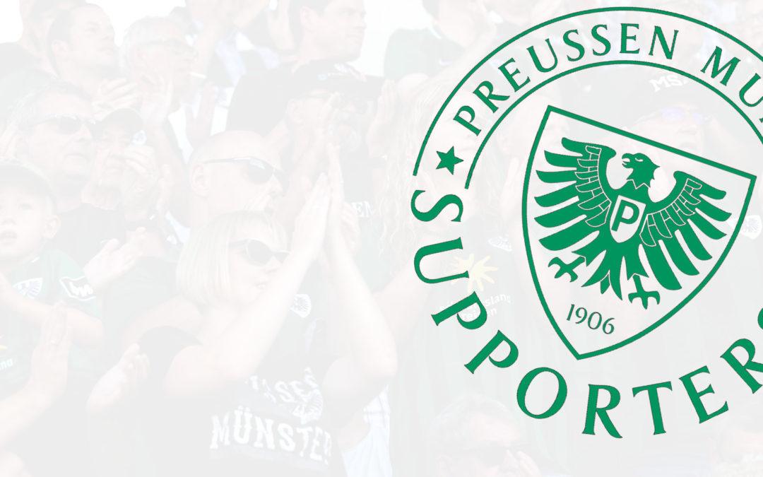 Nach 48 Stunden bereits 500 Supporter für den SC Preußen