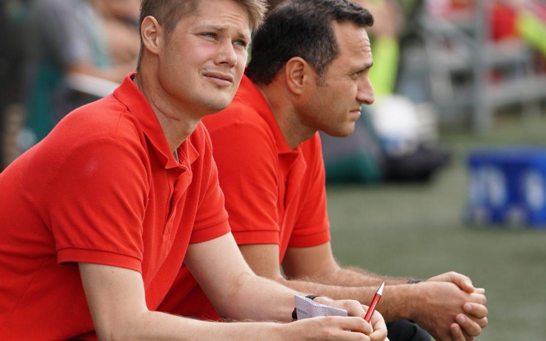 U19-Co-Trainer Holger Heppe im Alter von 33 Jahren verstorben