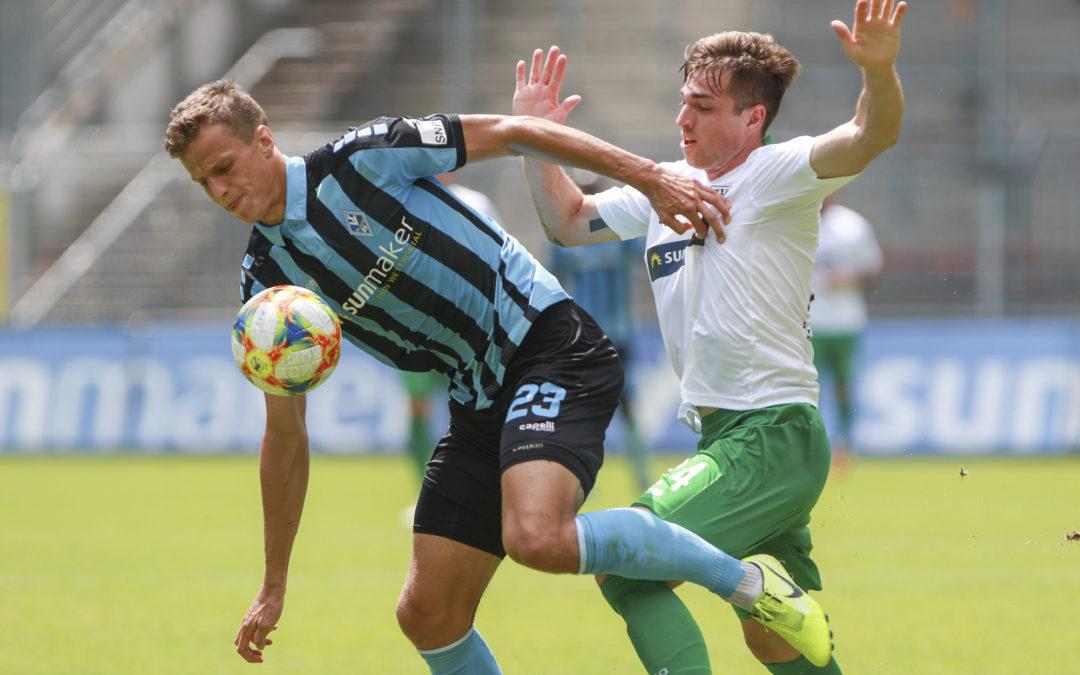 Viele Chancen, aber keine Tore: 0:0 in Mannheim