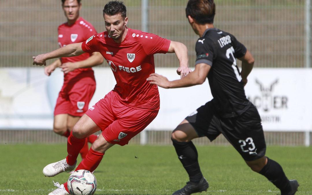 Unter Flutlicht zu Gast beim Wuppertaler SV