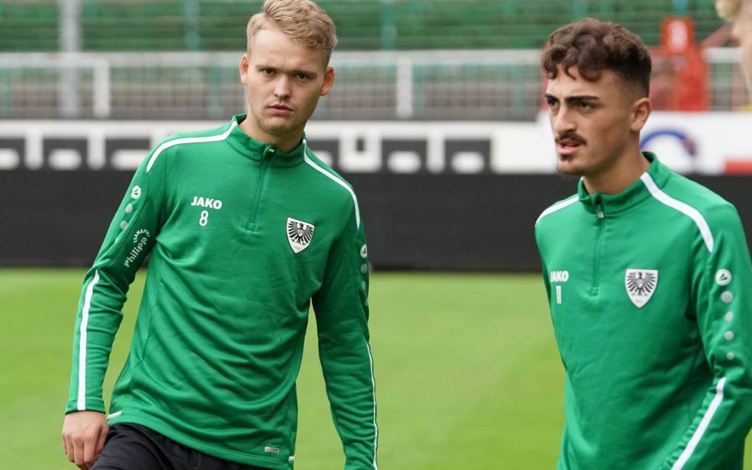 U23 will bei der SG Finnentrop/Bahmenohl punkten