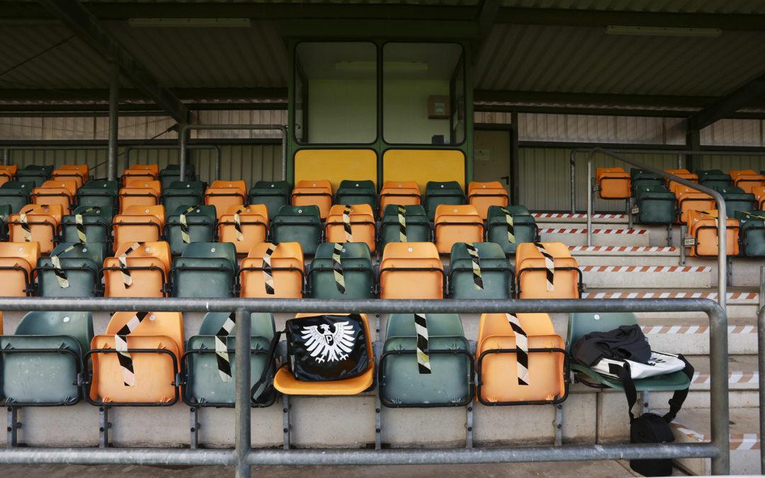 Tickets für das Auswärtsspiel in Straelen online erhältlich!