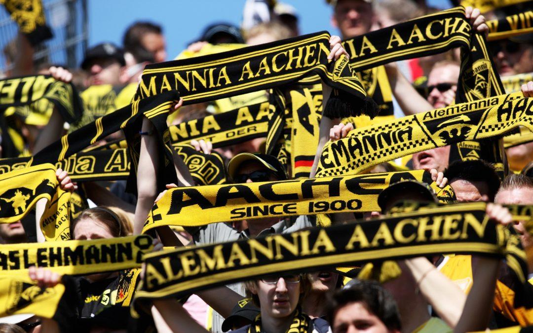 Neuer Termin: Heimspiel gegen Aachen am 15. Dezember