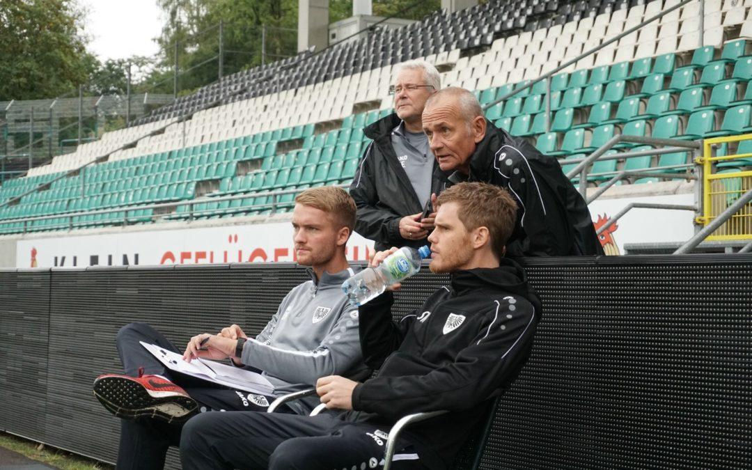 U23 unterliegt starkem FC Gütersloh deutlich mit 0:4