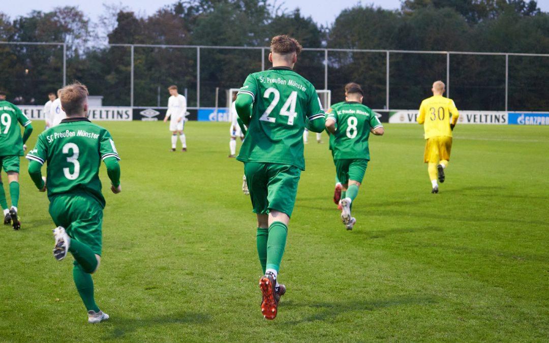 Spieltag der A- und B-Junioren-Bundesliga ausgesetzt