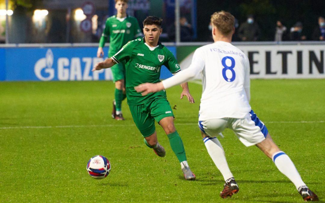 U17 punktet auf Schalke – Vier YOUNGSTARS-Teams im Einsatz