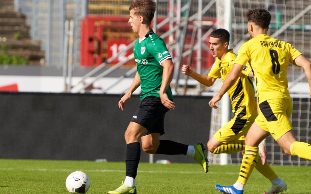 YOUNGSTER Dario Markovski zur U19-Nationalmannschaft Mazedoniens eingeladen