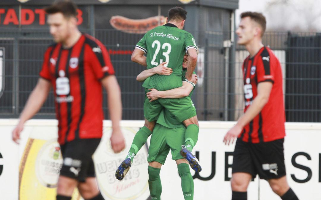SV Lippstadt und SC Preußen tauschen Heimrecht am 15. Spieltag