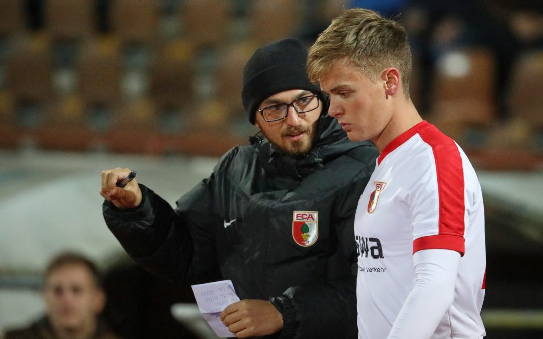 André Niebler wird Co-Trainer der U19-Bundesligamannschaft
