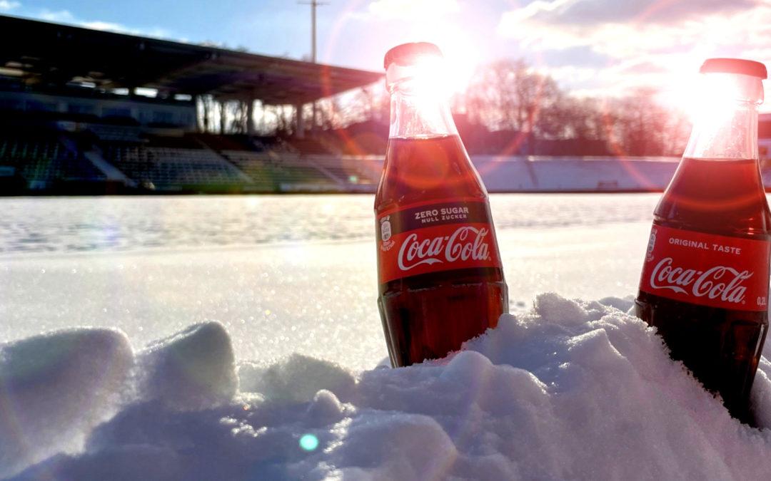 Coca-Cola ist neuer Getränke-Partner an der Hammer Straße