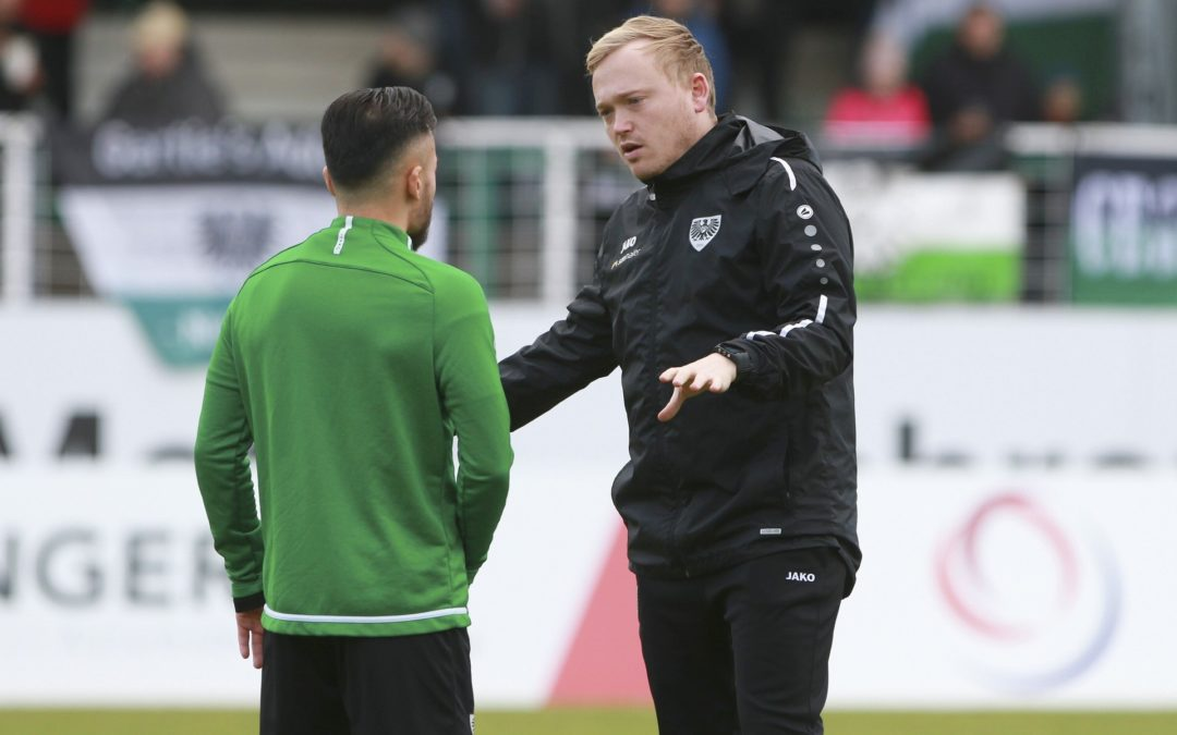 U23-Trainerposten: Schulze-Marmeling übernimmt und soll Talentförderung weiter ausbauen