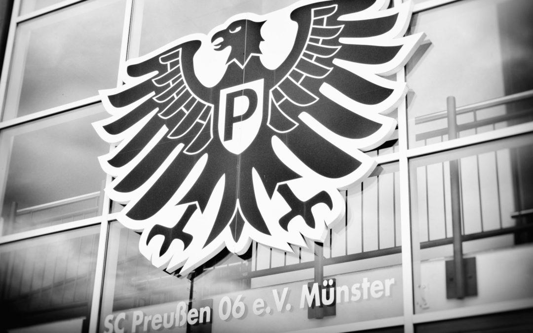 Preußen trauern um Heiner Stipp
