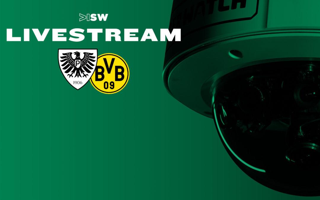 HEUTE LIVE: SC Preußen – Borussia Dortmund II