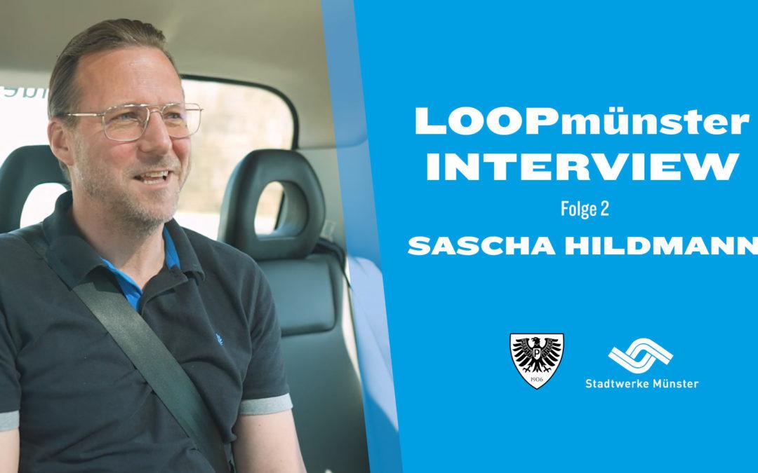 LOOP-münster Interview Folge 2: Sascha Hildmann