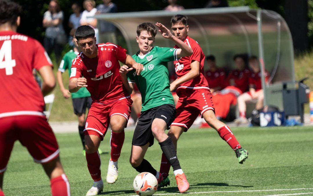 U19 in die Saisonvorbereitung gestartet
