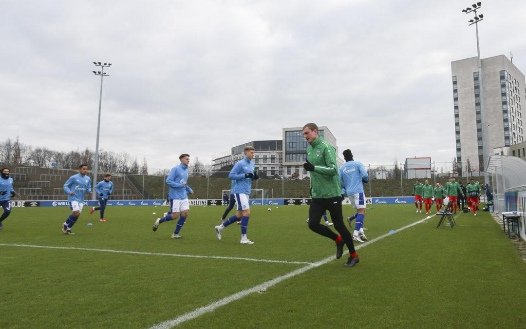 Schalke-Reserve am Samstag vor 500 Zuschauern – Preußenfans ohne Ticketchance