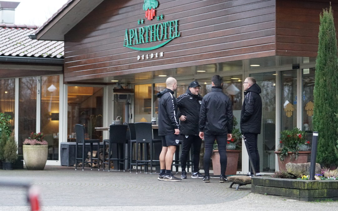 Trainingslager nach Barsinghausen verlegt