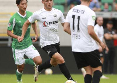 Testspiel: SV Werder Bremen II