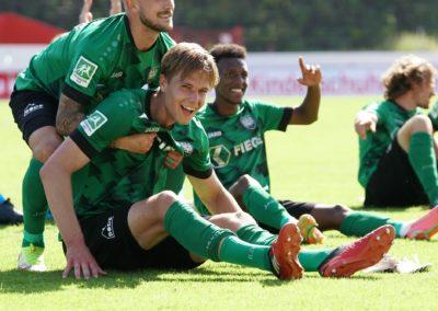 1. Spieltag: Alemannia Aachen (H)