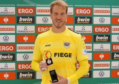 DFB-Pokal: VfL Wolfsburg