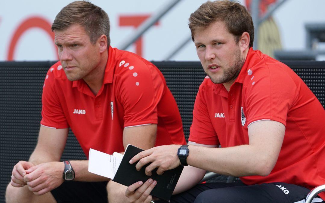 Janis Hohenhövel nimmt Rolle als YOUNGSTARS-Trainerentwickler ein