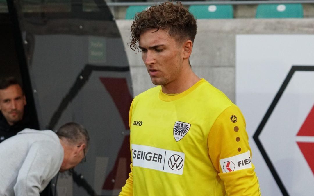 U23 zeigt bei 0:1-Niederlage in Sprockhövel viel Charakter