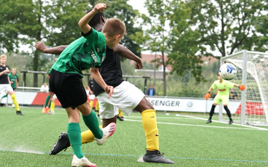 Das YOUNGSTARS-Wochenende hält einige Topspiele bereit