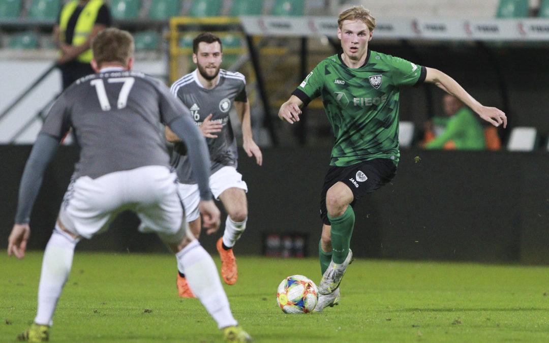 U23 trifft auswärts auf Spitzenteam FC Gütersloh