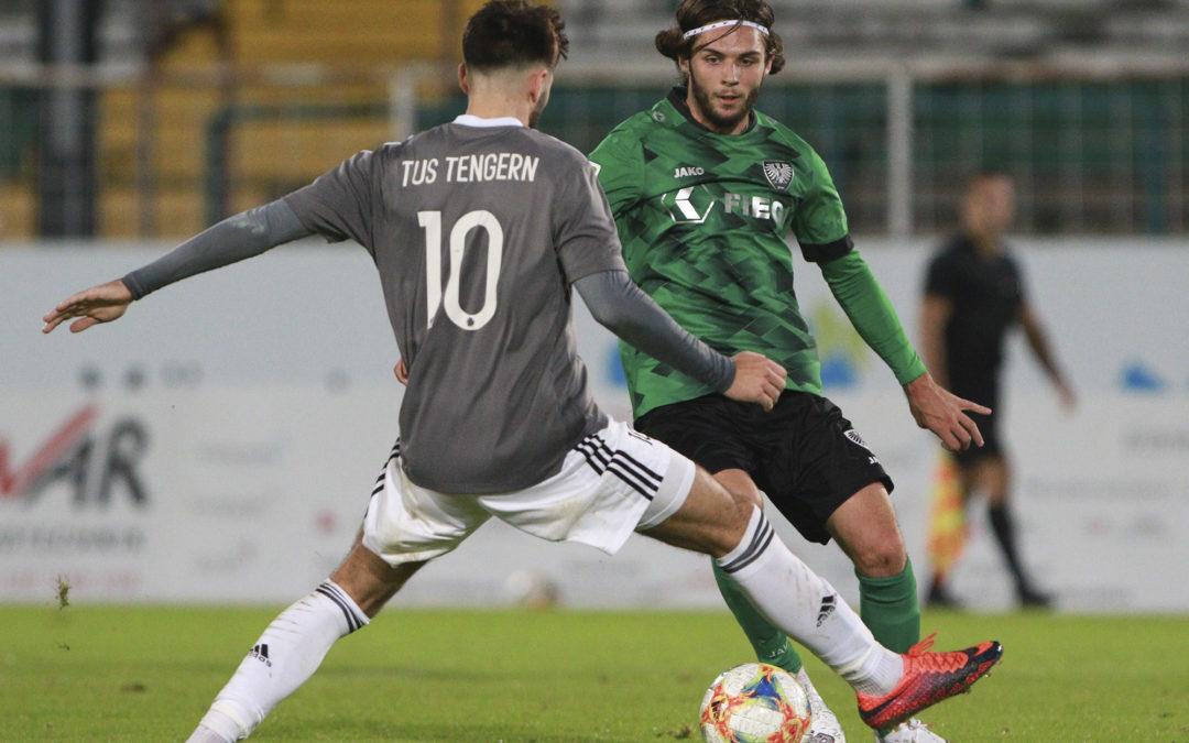 U23 unterliegt beim FC Gütersloh mit 1:4