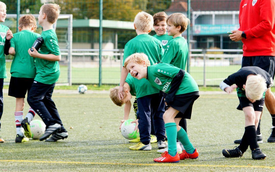 In den Herbstferien: Fußballcamp beim TuS Hiltrup
