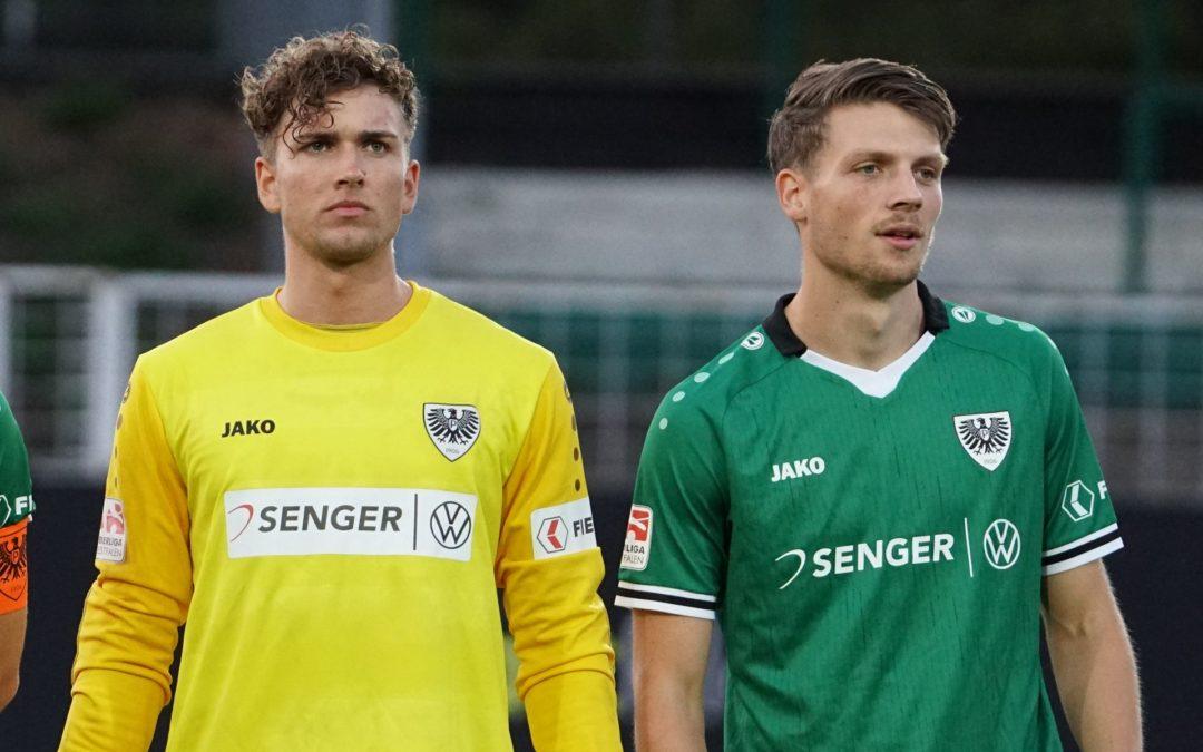 U23 empfängt spielstarke SpVgg Vreden