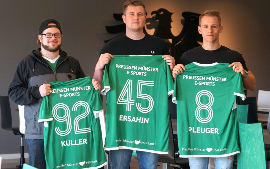 SC Preußen stellt eigenes E-Sports-Team auf