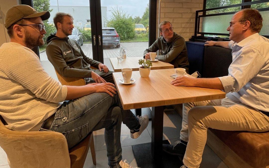 SC Preußen & Krimphove – 30 Jahre gelebte Partnerschaft